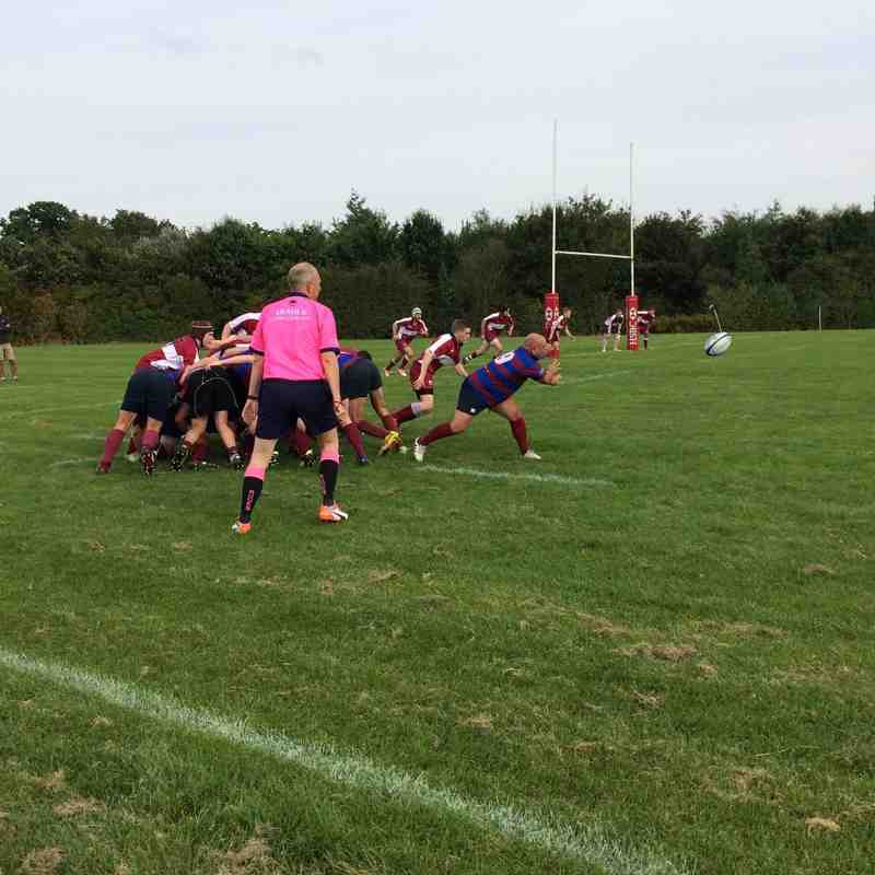 Chesham 2XV v Amersham & Chiltern 3XV