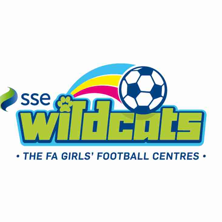 Bingham Town SSE Wildcats Girls Football Centre - launching Saturday 7th April