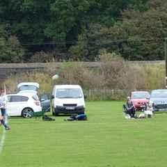 Skegness RFC 1st XV v Gainborough RFC away Cup 4th October 2014.