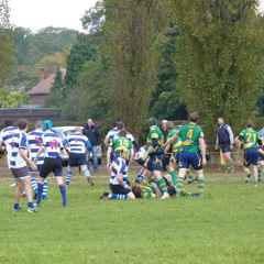 Skegness RFC 1st XV v East Retford RFC away M4E(N) 11th October 2014.