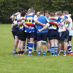 Skegness RFC v North Hykeham RFC 1st XV 8th October 2016