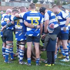 Skegness RFC 1st XV v Woodhouse Giants RFC away 19th November 2016