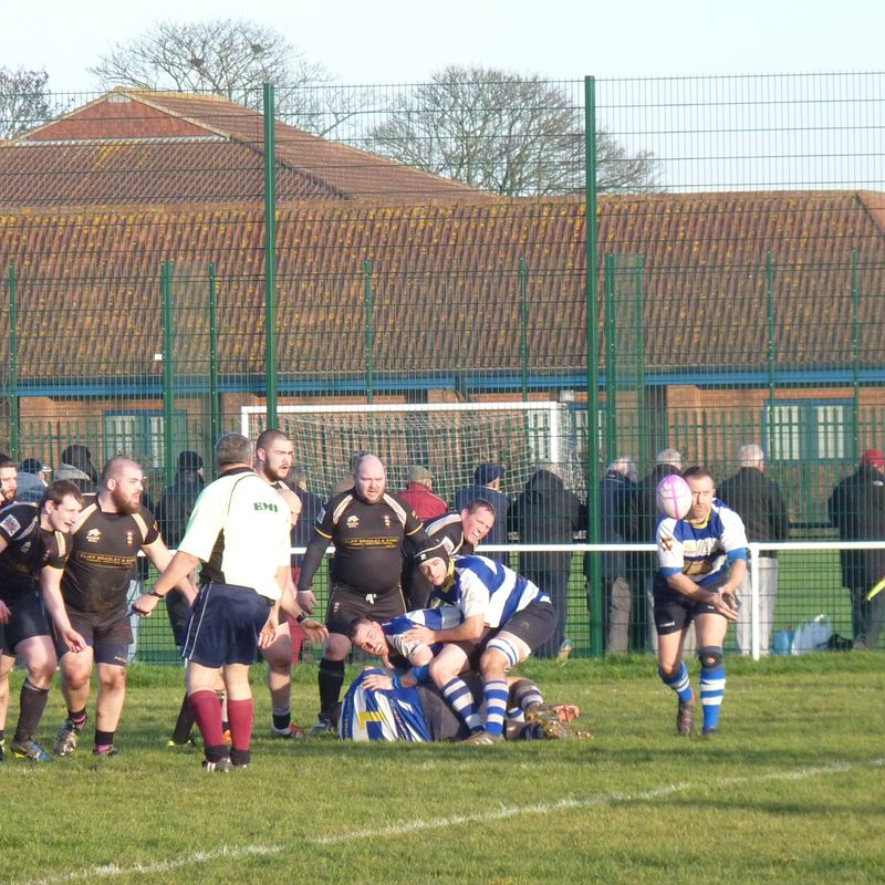 Skegness RFC 1st XV v Gainsborough RFC 17th December 2016