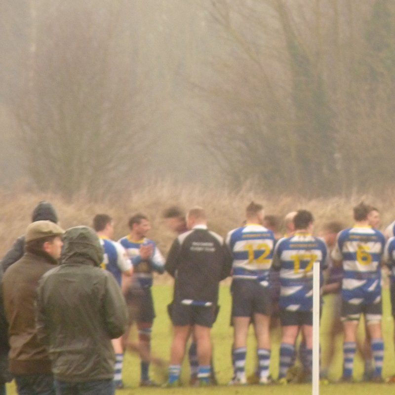Skegness RFC XV v Nottinghamians RFC away 28th January 2017