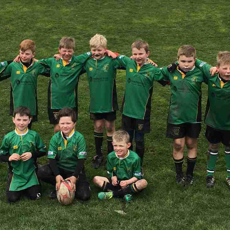 Eccleshall Mini and Juniors