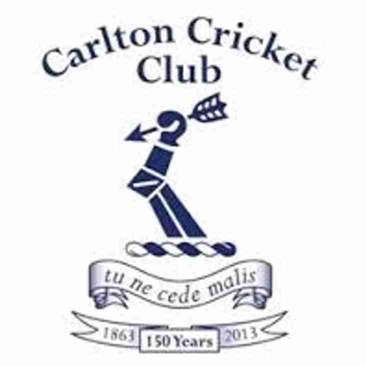 Carlton unbeaten