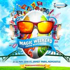 Exclusive Prices for Magic Weekend in Newcastle, 2016.