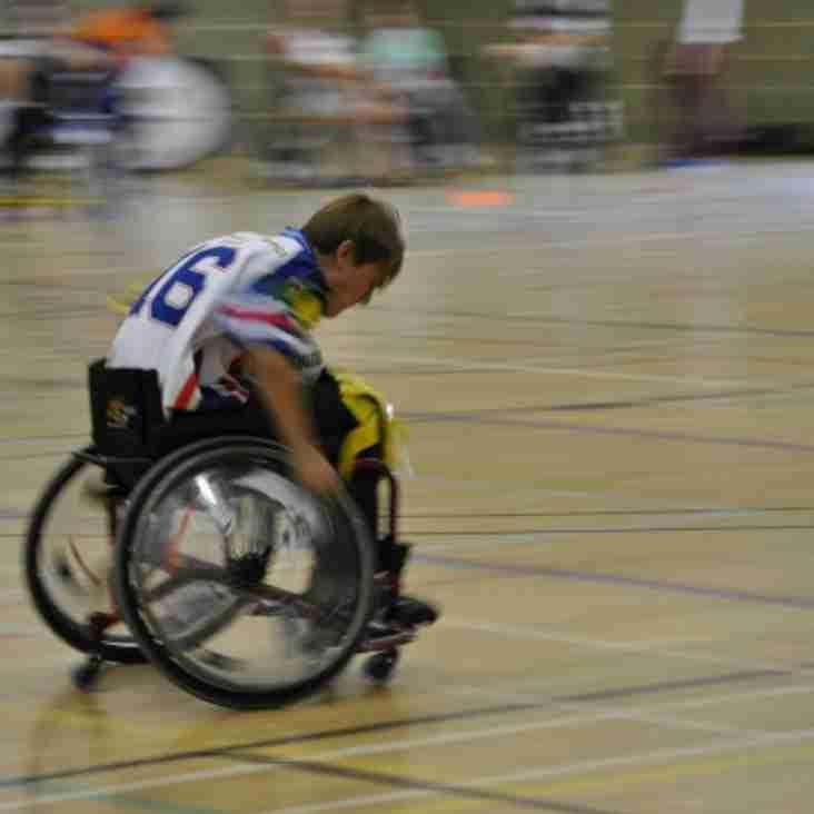Wheelchair Rugby League Coach Education