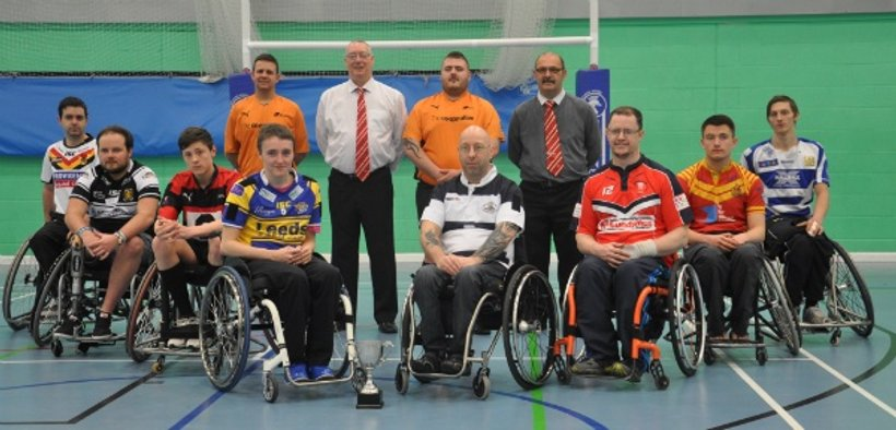 wheelchair rugby league is back in town news medway dragons rlfc
