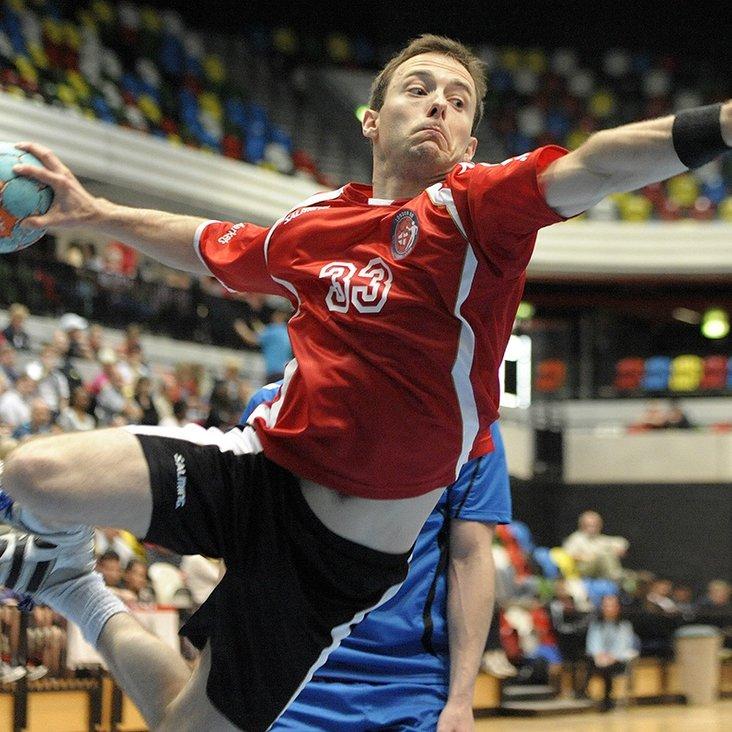 Be There - Dragons Handball Festival at Medway Park<