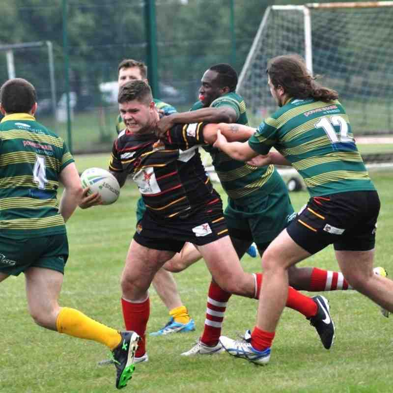 Dragons Men v London Skolars 20 Jun 15
