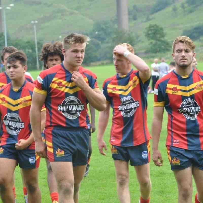 Dragons 17s @ Rochdale 9's - 23 Aug 15