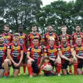 Medway Dragons 12 - 64 Wests Warriors