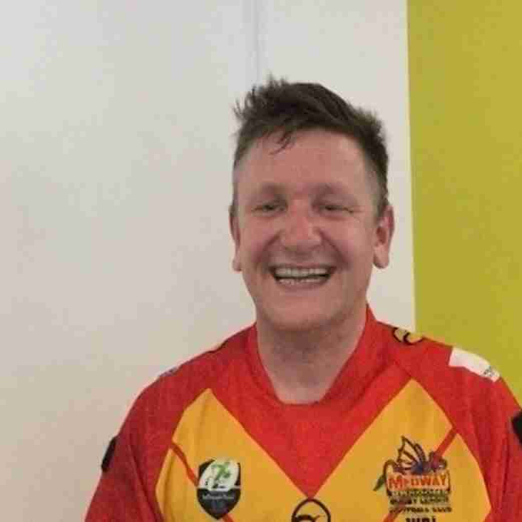 Martin Lane announced as England Wheelchair RL Joint Captain