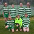 Girls U14 lose to Greystones 5 - 2