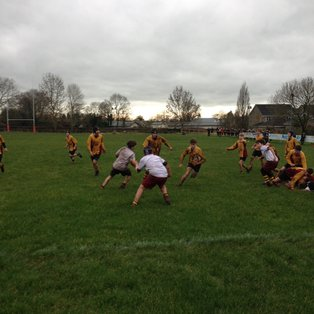 Super win at home for the U15s