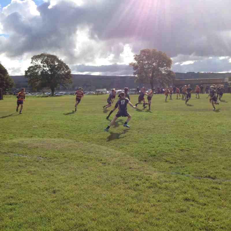 U16s v Colne & Nelson - Sun  9 Oct 2016