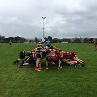 Junior Colts get back to winning ways