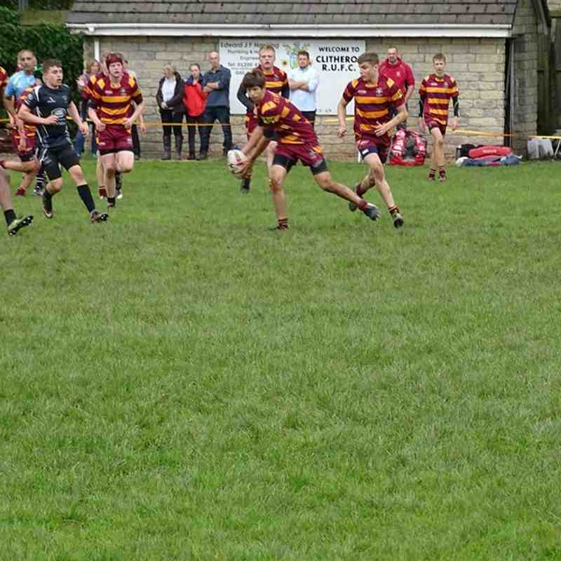 Colts Home Colne 20170924