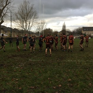 Clitheroe Colts share the spoils with Colne & Nelson in a spirited and entertaining game at Littlemoor