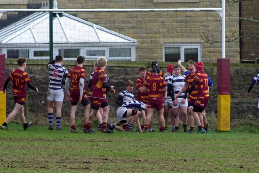 So near yet so far as Clitheroe Colts lose out to a strong Eccles Colts side