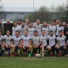 A XV playoff 30th April CANCELLED