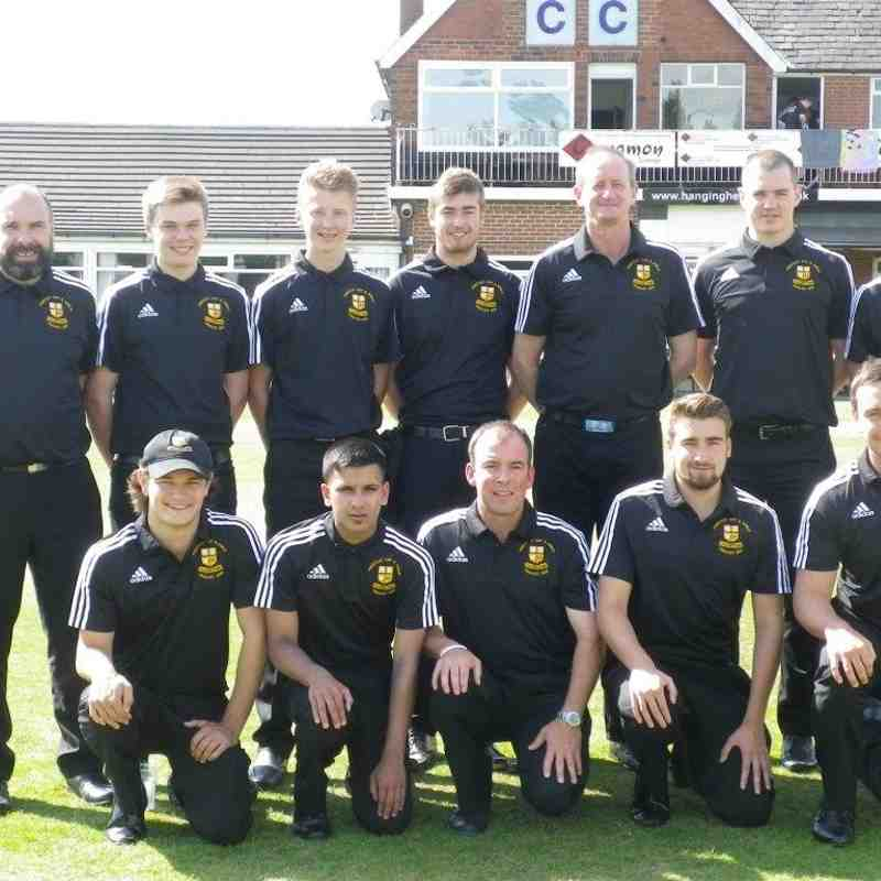 Priestley Shield Final 2015