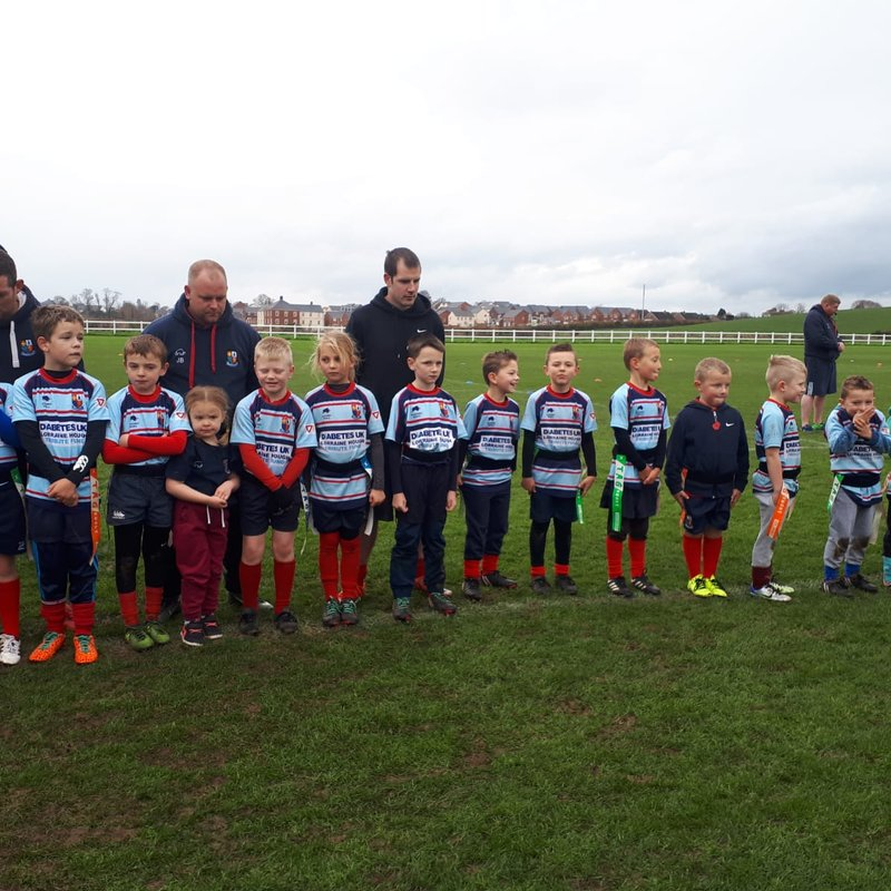 Weekend of youth rugby