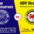 Penycae Reserves 1-1 New Brighton Villa Reserves