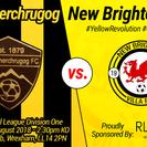 Rhosllanerchrugog 1-0 New Brighton Villa