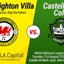 New Brighton Villa 2-3 Castell Alun Colts