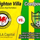 New Brighton Villa 2-2 Coedpoeth United