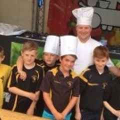 Bournemouth Rugby U9's show off talent at Bournemouth Food Festival