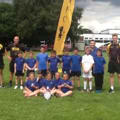 Parley First School Hosts Bournemouth Rugby's First Tag Tournament