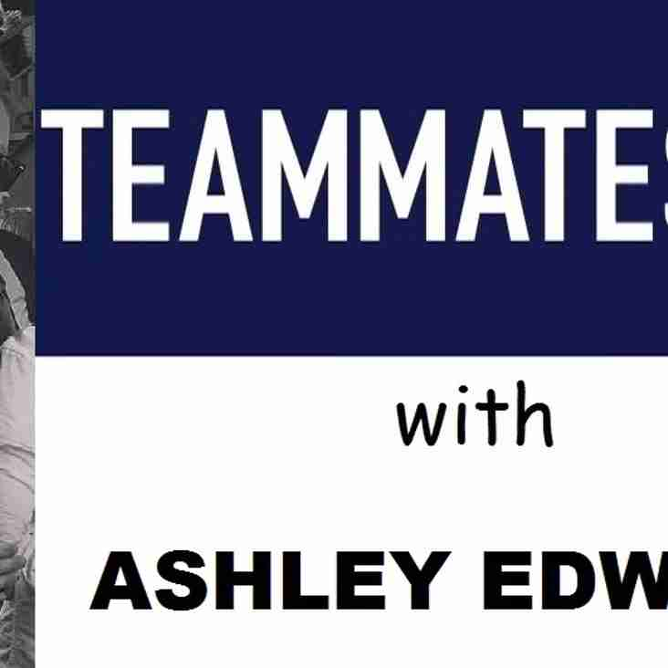Teammates 2.0 with Ashley 'Fog' Edwards