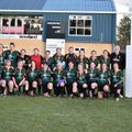 Bury Foxes beat Southwold Swallows Ladies 48 - 5