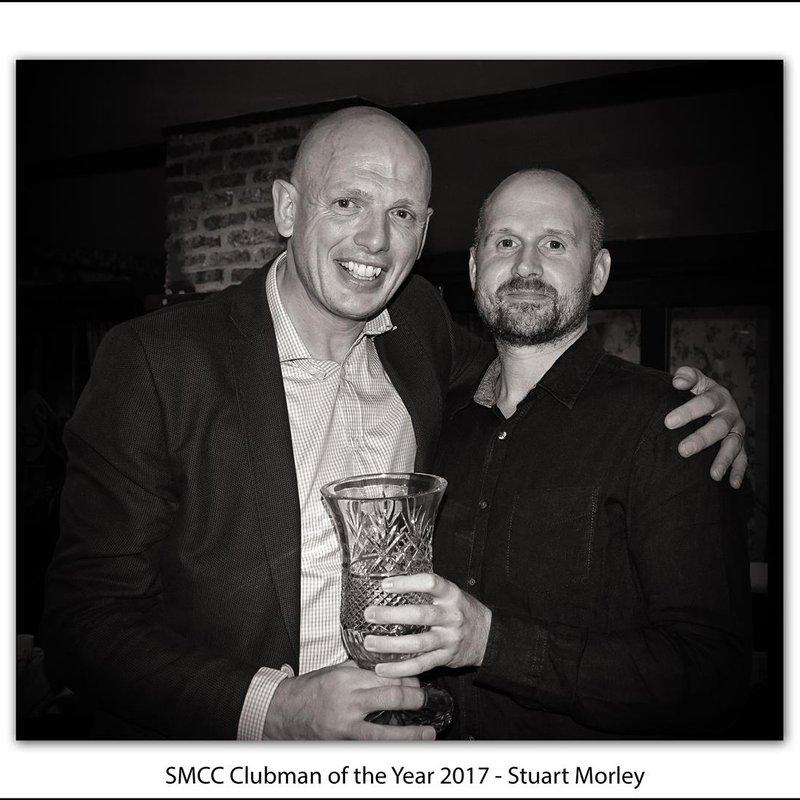 Club Award Presentation Evening 2017