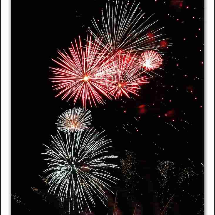 Milford Village Bonfire & Firework Display 2017