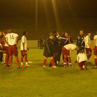 Maldon & Tiptree 1 - 3 Grays Athletic