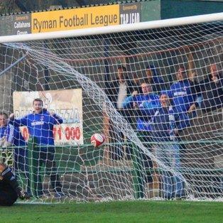 Grays Athletic 4 - 1 Soham Town Rangers