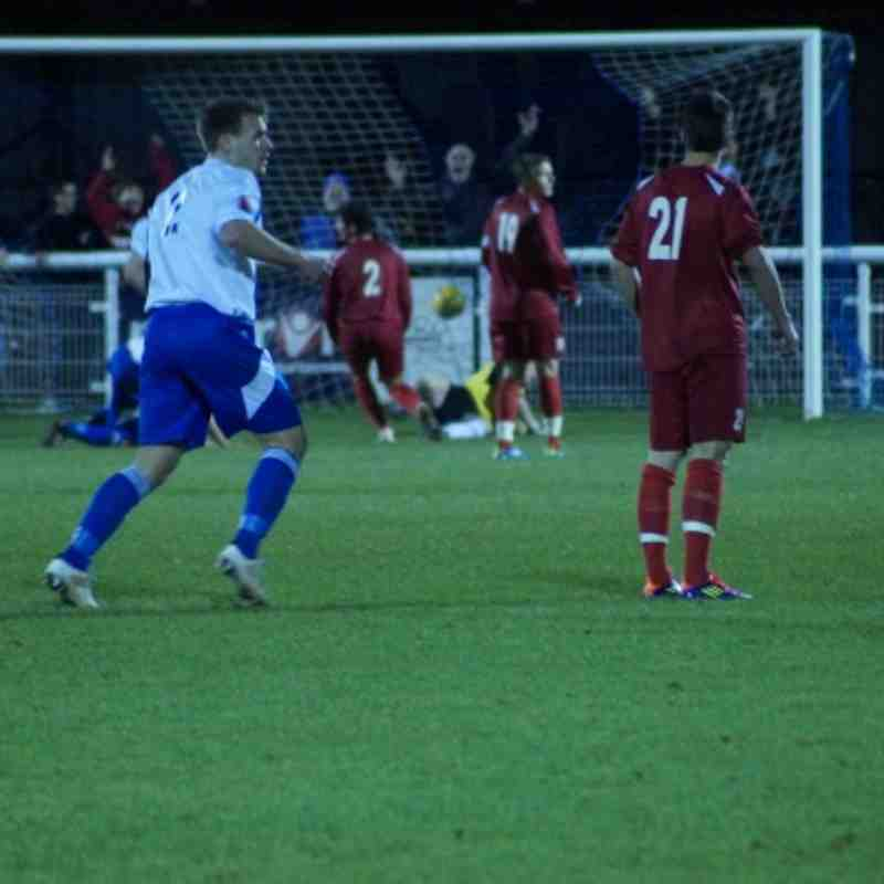 AWAY-ENFIELD TOWN-3/12/11