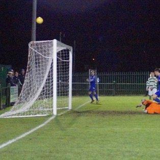Grays Athletic 2 – 0 Waltham Abbey