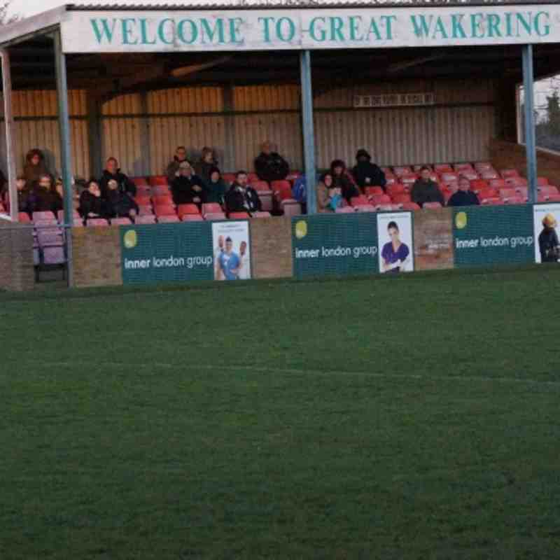 AWAY GREAT WAKERING 2/1/12