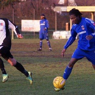 GAFC 0 - 1 Maldon & Tiptree