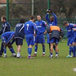 GAFC 3 – 2 Ilford
