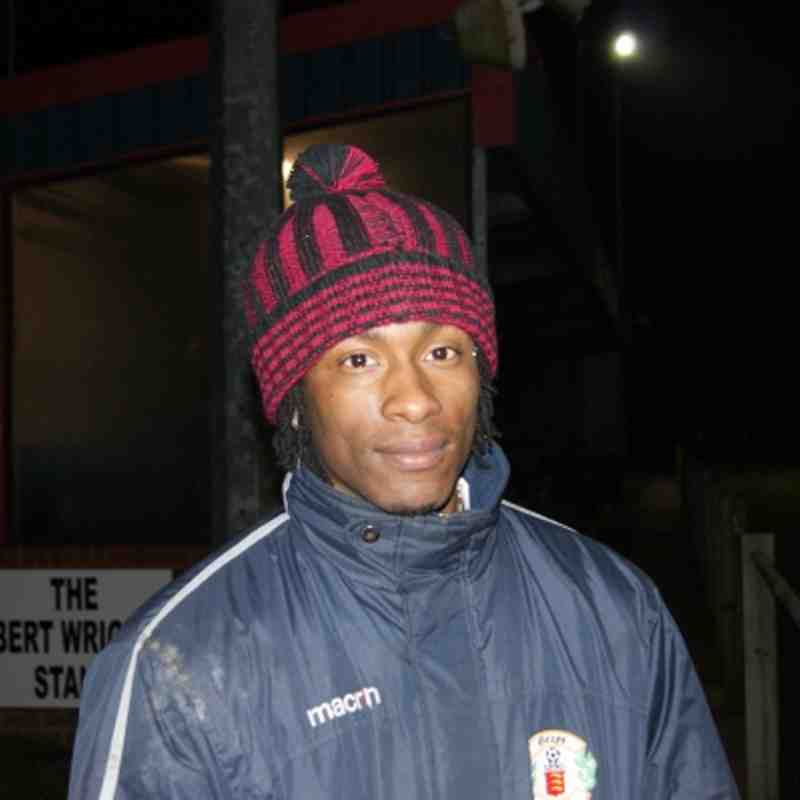 AWAY-POTTERS BAR TOWN-13/3/12