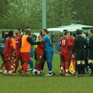 Ware 1 – 2 Grays Athletic