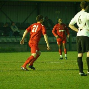 GAFC 2 – 0 Heybridge Swifts