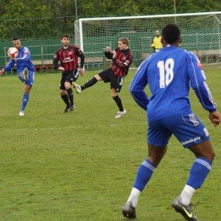 GAFC 1 - 1 Chatham Town