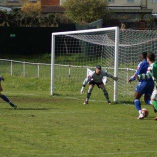 Waltham Abbey 0 – 1 GAFC